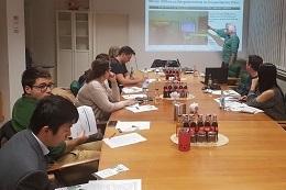 Junge B�rgerinnen und B�rger in Bonn werden Digitalisierungscoaches zur Online-Ausweisfunktion.