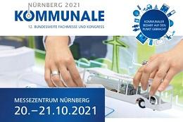 Logo Kommunale 2021