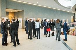 Auch außerhalb des Workshops wurde rund um die Online-Ausweisfunktion lebhaft diskutiert.