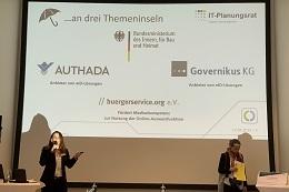 Vorschaufoto zu dem Artikel: buergerservice.org präsentiert Online-Ausweisfunktion am Fachkongress 2019 des IT-Planungsrats