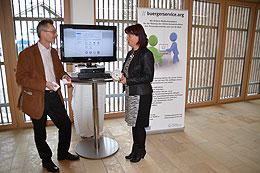 Vorschaufoto zu dem Artikel: Landkreis Ostallgäu startet Aktion Bürgerterminal