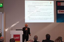 Einige Impressionen der CeBIT 2013