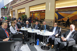 Vorschaufoto zu dem Artikel: Mitgliederversammlung und vieles mehr auf der CeBIT 2015