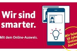 Vorschaufoto zu dem Artikel: Zehn Jahre Personalausweis mit Online-Ausweisfunktion - Deutschland ist beim Thema sichere digitale Identitäten startklar.