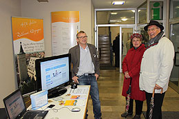 Vorschaufoto zu dem Artikel: Tag des offenen Rathauses in Kitzingen