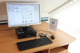 Foto: Die SID-Box lässt sich hervorragend an einem refurbished Lenovo Desktop PC mit 4 GB Arbeitsspeicher betreiben.