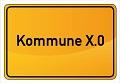 Logo: Kommune 2.0