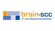 Logo: brain-scc
